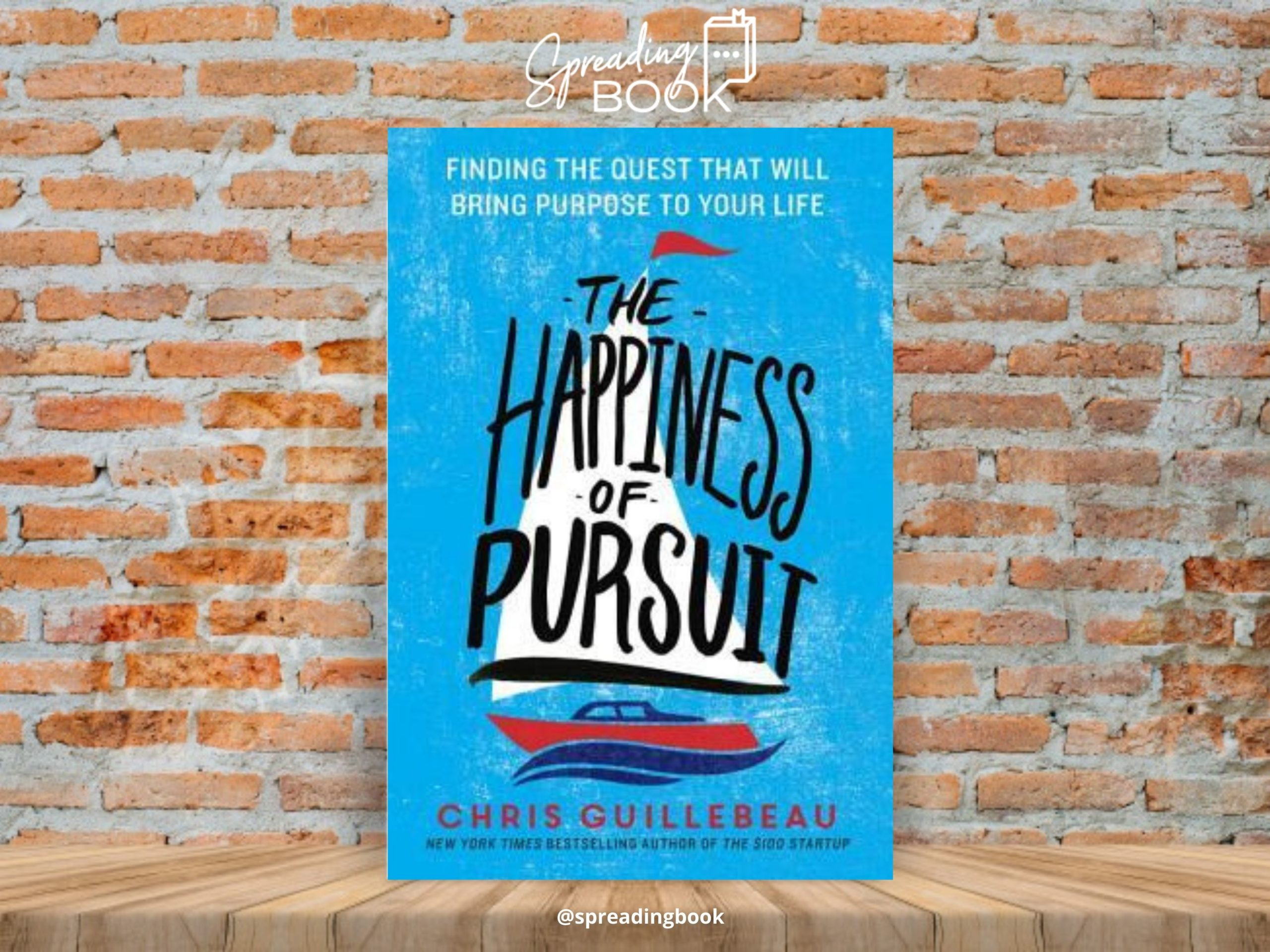 The Happiness of Pursuit__SpreadingBook